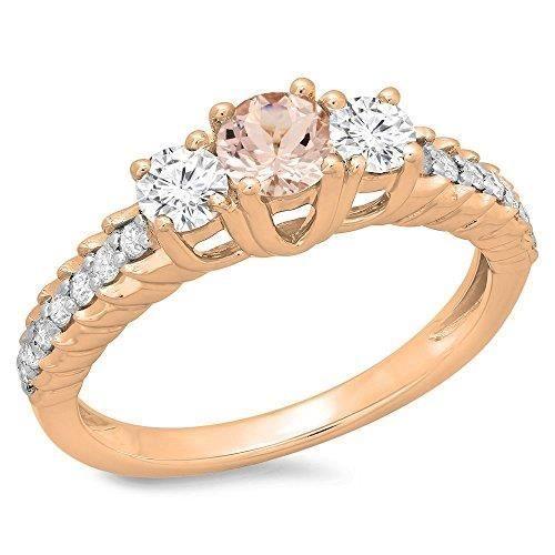 bague diamant 3 pierres