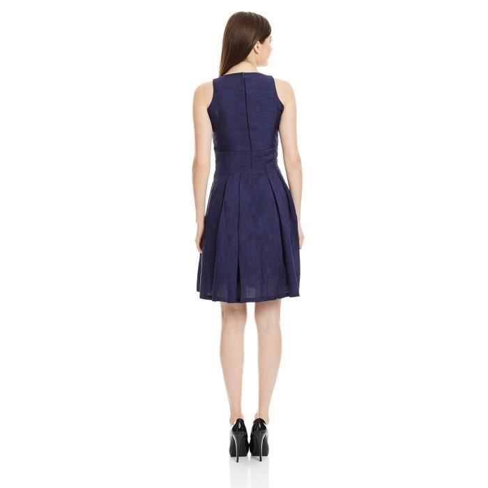 Womens Polyester Pleated Dress ZOLIK Taille-32