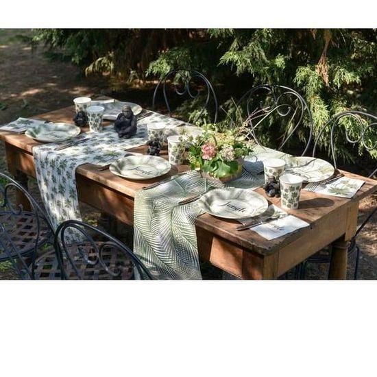 Santex Chemin De Table Voyage 29cm X 3m Ref 5002 X1 Linge De Table