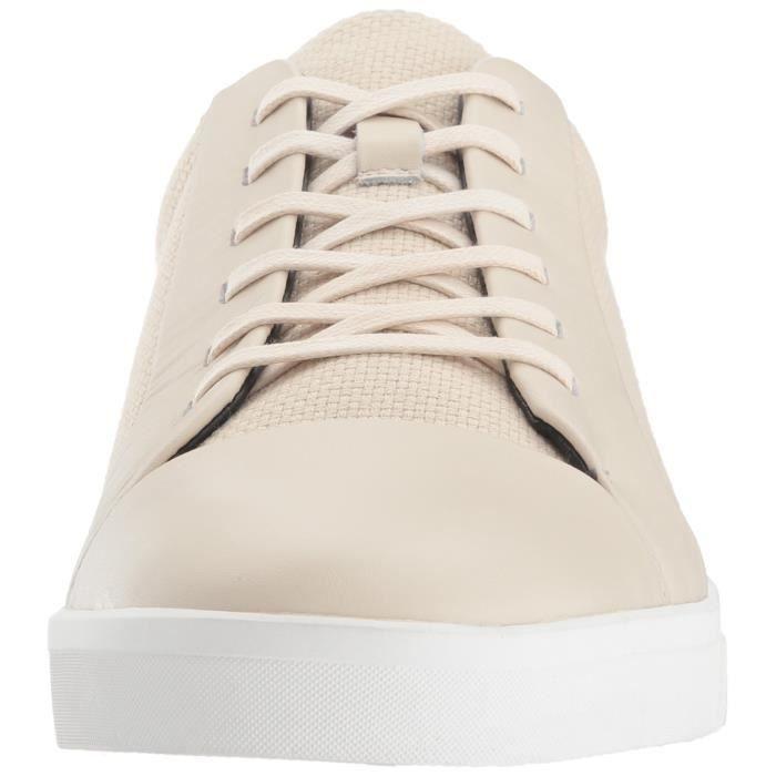 Calvin Klein Igor Napa veau Sneaker VM97Q Taille-39 1-2 2Svo537B