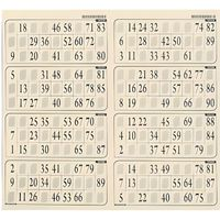 plaque de 8 cartes de loto paisseur 1 mm achat vente loto bingo cdiscount. Black Bedroom Furniture Sets. Home Design Ideas
