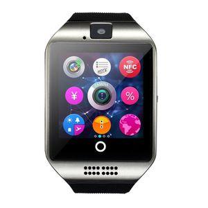MONTRE CONNECTÉE AmanStino Bluetooth Smartwatch Q18 Montre connecté