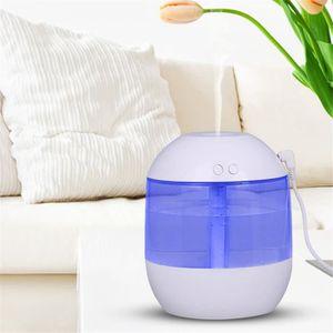 HUMIDIFICATEUR ÉLECT. Air Aroma Essential aromathérapie LED huile Diffus