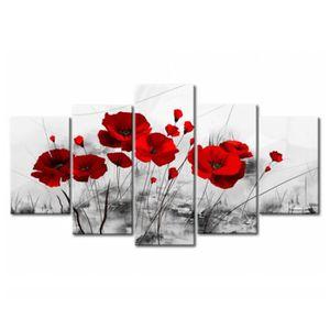 tableau rouge - achat / vente tableau rouge pas cher - soldes* dès