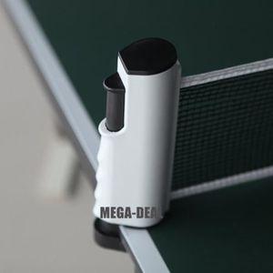 FILET TENNIS DE TABLE Mega-Deal Portable rétractable télescopique rack n