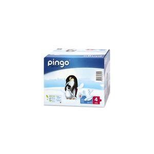 COUCHE Pingo Couche Bébé Écologique 7 à 18 Kg-Taille 4