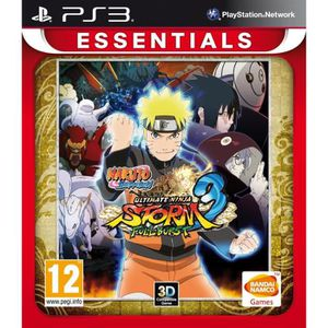 JEU PS3 Naruto Ultimate Ninja Storm 3 Full Burst
