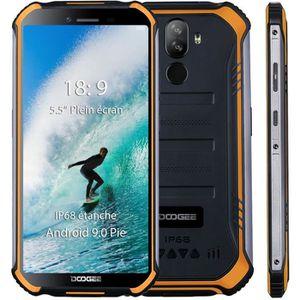 SMARTPHONE DOOGEE S40 Smartphone 4G Etanche IP68 Antichoc Ant