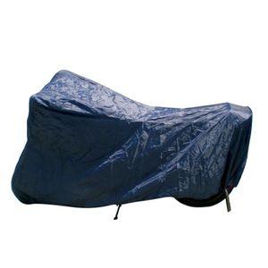 BÂCHE DE PROTECTION Housse moto – bache moto bleu