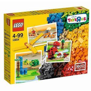 ASSEMBLAGE CONSTRUCTION LEGO® - Nouveautés 2016 - La boîte XL de briques c