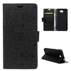 coque pour huawei y6 ii