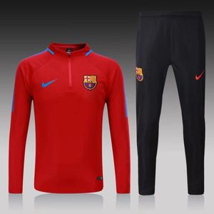 nouveau surv tement d 39 entra nement training barca fc barcelone 2017 2018 maillot de foot barca. Black Bedroom Furniture Sets. Home Design Ideas