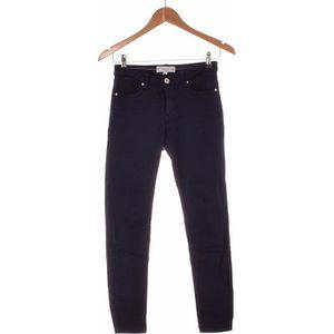 Pantalon femme Mango - Achat   Vente pas cher - Cdiscount d4a0189a402