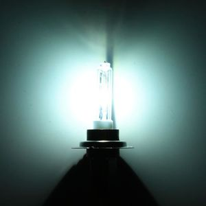 AMPOULE TABLEAU BORD LED Ampoules 5000K  2x 12V H7 5000K 6000K 8000K 10