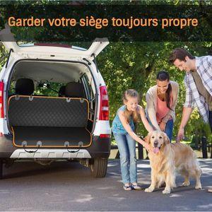 HOUSSE DE SIÈGE Housse de Siège pour Chien 152x147cm Protection de