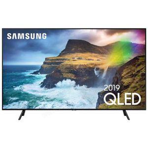 Téléviseur LED QLED 55 POUCES SAMSUNG QE55Q70RA