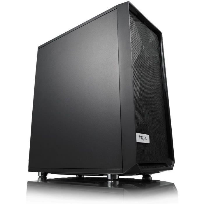 FRACTAL DESIGN Boitier PC, Meshify C Solid Side Panel