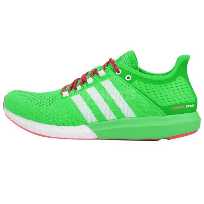 magasin d'usine a07aa 29ceb ADIDAS Baskets Chaussures Running Cosmic Boost Homme RNG ...