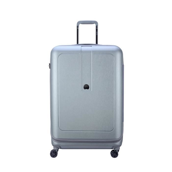 Delsey Grenelle Valise 4 roues anthracite 65 cm SdJsBeS