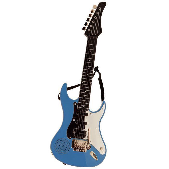 Guitare électrique Enfant Rock avec rythmes - bleu - Achat ...