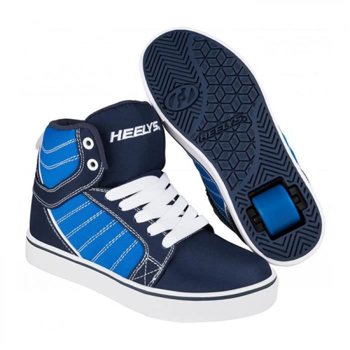 Heelys chaussure a roulette uptown 100224 navy royal white