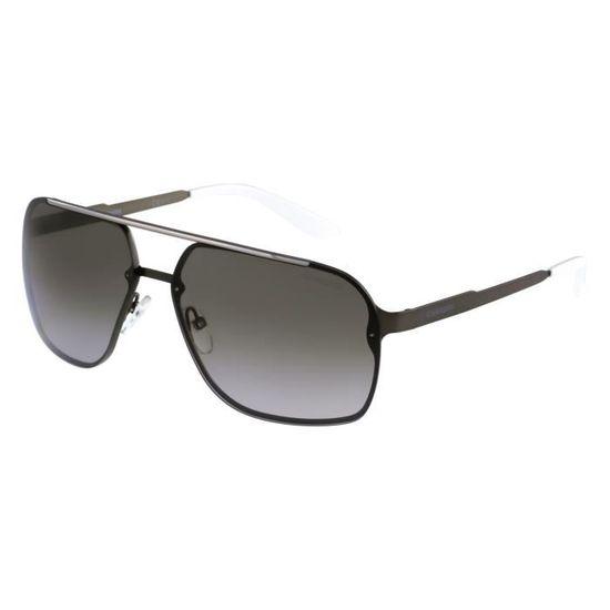 82bbf7085ba1c3 Lunettes de soleil Carrera Carrera 91-S -J8PHA Gunmetal - Achat   Vente  lunettes de soleil Homme - Cdiscount