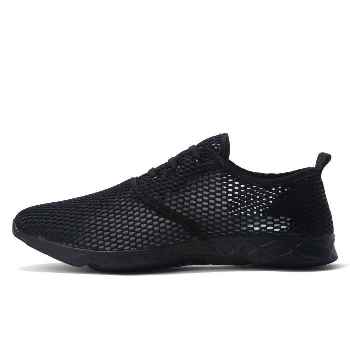 Extérieur Séchage rapide Chaussures d'eau G8WIR Taille-38 1-2