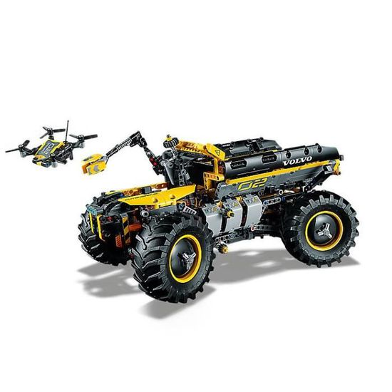 Tractopelle Zeux Lego® 42081 Concept Volvo Le Technic 0kZNnP8wOX