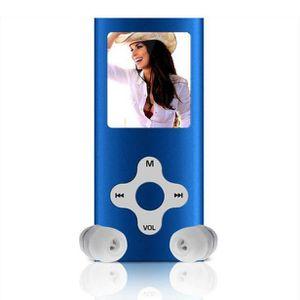 LECTEUR MP3 8 GB Slim Lecteur MP3 MP3 MP4 Ecran LCD 1.8 pouces