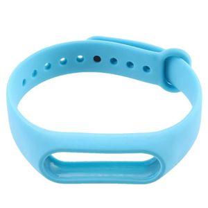 BRACELET DE MONTRE 1Pc Silicone coloré Bracelet Dragonne Bracelet de
