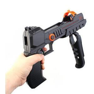 MANETTE JEUX VIDÉO Pistolet PS3 Move Arme pour Console de Jeux Sony P