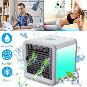 HUMIDIFICATEUR ÉLECT. 3 EN 1 Réglable Air Climatiseur Refroidisseur D'ai
