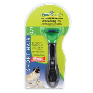 BROSSE - CARDE FURminator Outil anti-mue taille S Poils courts po