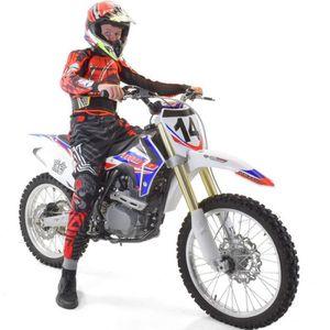 MOTO Moto Cross 250cc XTRM - Vert - sans montage et mis