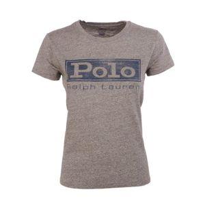 33c3e530f095b T-shirt Ralph lauren femme - Achat / Vente T-shirt Ralph lauren ...