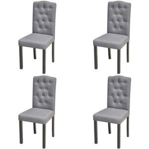 CHAISE Lot de chaises de salle à manger42 x 46 x 95 cm co 0ef6cd577fec