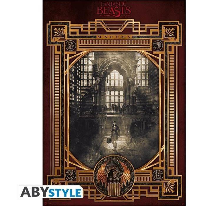 Poster Le Seigneur des Anneaux : « MACUSA »