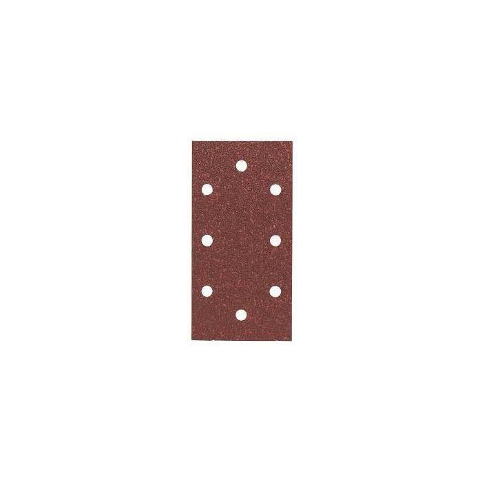 BOSCH Accessoires - abr. vibr. b&d auto -agrippant 93x185/g240/8trous
