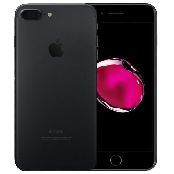 apple iphone 7 plus 32 go noir mat achat smartphone pas cher avis et meilleur prix cdiscount. Black Bedroom Furniture Sets. Home Design Ideas