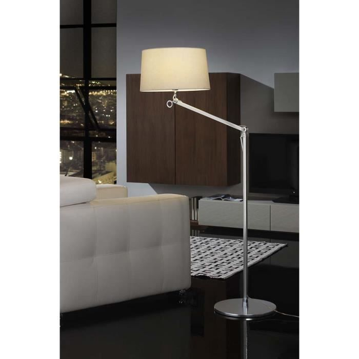 Lampadaire pour salon mod le atlas achat vente lampadaire pour salon mod black for Lampadaire salon