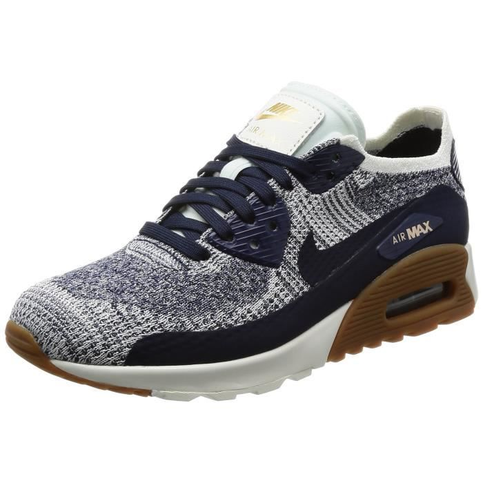 2 Flyknit 90 Trainers Air 0 Taille Nike Running 37 Ultra 3jaylc Max Women's vN0mnw8