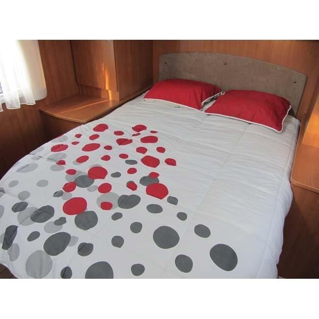 drap pour lit tout fait 160 x 210 achat vente drap plat drap lit tout fait 160 x 210 cdiscount. Black Bedroom Furniture Sets. Home Design Ideas
