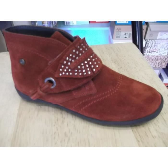 Chaussures enfants Boots filles Naturino Pointure 31