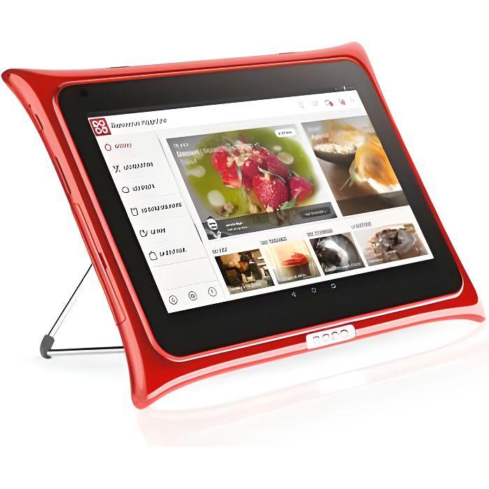 tablette tactile cuisine prix pas cher soldes d s le 10 janvier cdiscount. Black Bedroom Furniture Sets. Home Design Ideas