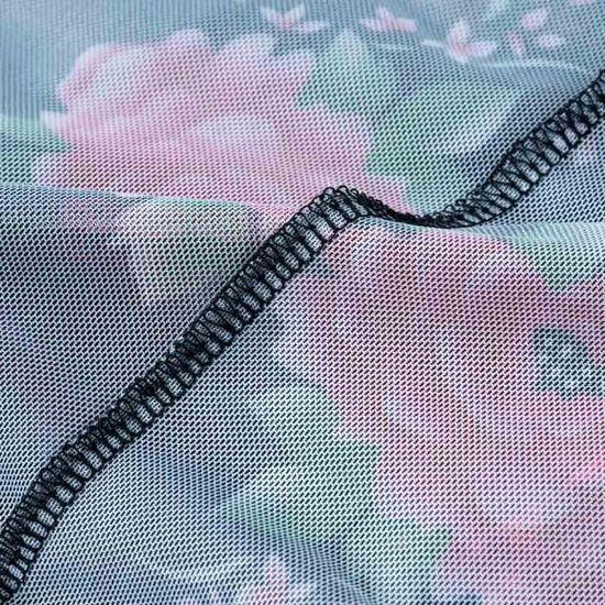 Zipper Outwear Vintage Noir Veste Femmes Chemisier Imprimer Casual Blazer Reservece Manteau nqBwA8xX71