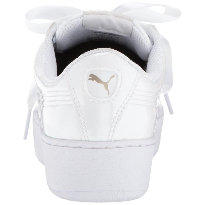 Puma Vikky Plate forme P ruban Sneaker 3KQ5WR Taille 37