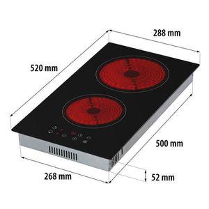 plaque de cuisson encastrable achat vente plaque de cuisson encastrable pas cher soldes. Black Bedroom Furniture Sets. Home Design Ideas
