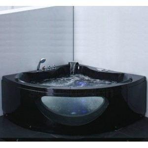 baignoire noire achat vente pas cher. Black Bedroom Furniture Sets. Home Design Ideas
