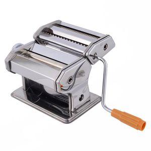 MACHINE À PÂTES COSTWAY Machine à Pâtes Manuelle pour Faire des Pâ