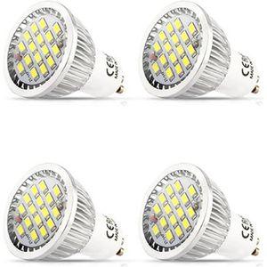 AMPOULE - LED Elinkume Ampoule Spot LED 4x GU10 6W équivalent à